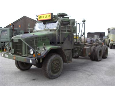 Scania L82 6x6 (chassis)